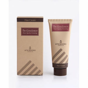 Atkinsons For Gentlemen Hair Cream 100 ml - MIA PROFUMERIA