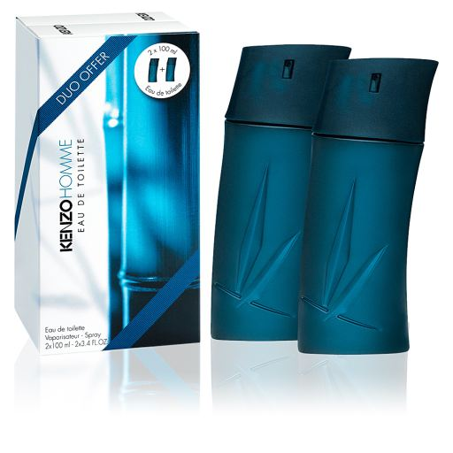 Kenzo HOMME Eau de  Toilette Vapo 2 x 100 ml Duo Offer - MIA PROFUMERIA