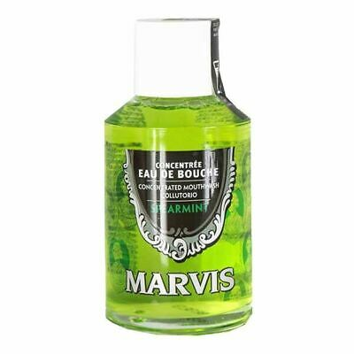 Marvis EAU DE BOUCHE Spearmint - Colluttorio 120 ml - MIA PROFUMERIA