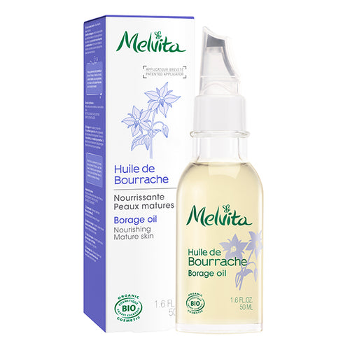Melvita Huile De Bourrache - Olio di Borragine 50 ml
