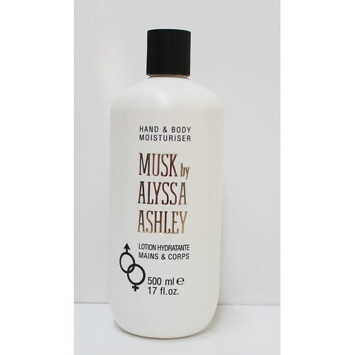 MUSK by Alyssa Ashley Hand & Body Lotion 500 ml - MIA PROFUMERIA