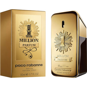 Paco Rabanne 1 ONE MILLION PARFUM Natural Spray 50 ml - MIA PROFUMERIA