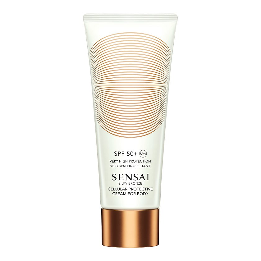 Sensai Cellular PROTECTIVE Cream for Body SPF50+ 150 ml - Crema Solare Corpo - MIA PROFUMERIA