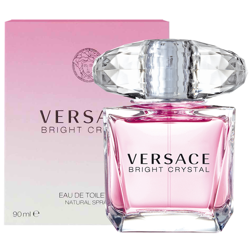 Versace BRIGHT CRYSTAL Eau de Toilette Spray 50 ml - MIA PROFUMERIA