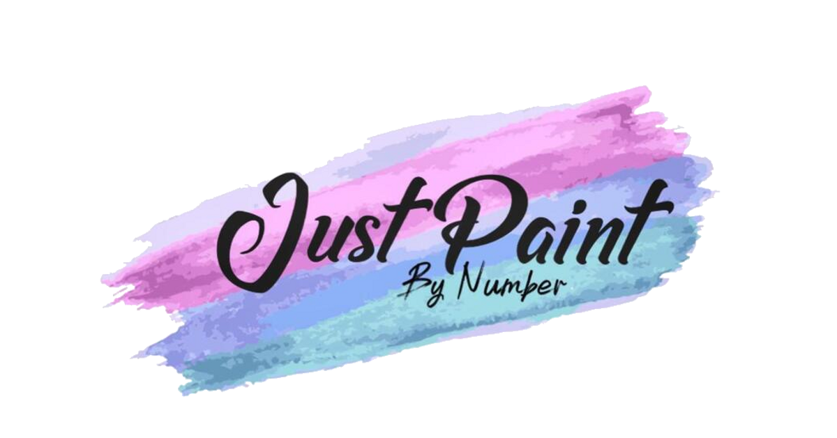 Just Paint by Number logo