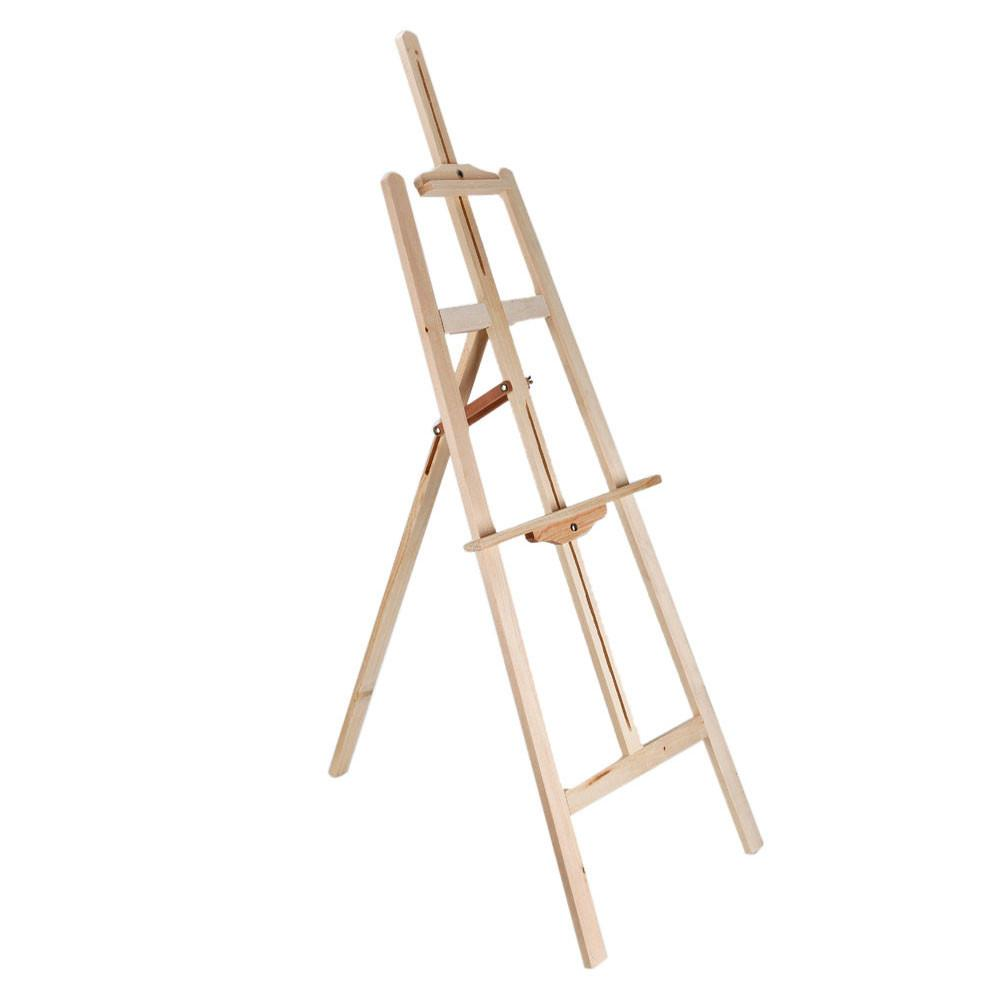 Durable Artist Wood Easel - Just Paint by Number