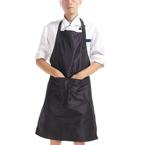 Adult Waterproof Sleeveless PVC Artist Craft Painting Apron/Smock - Just Paint by Number