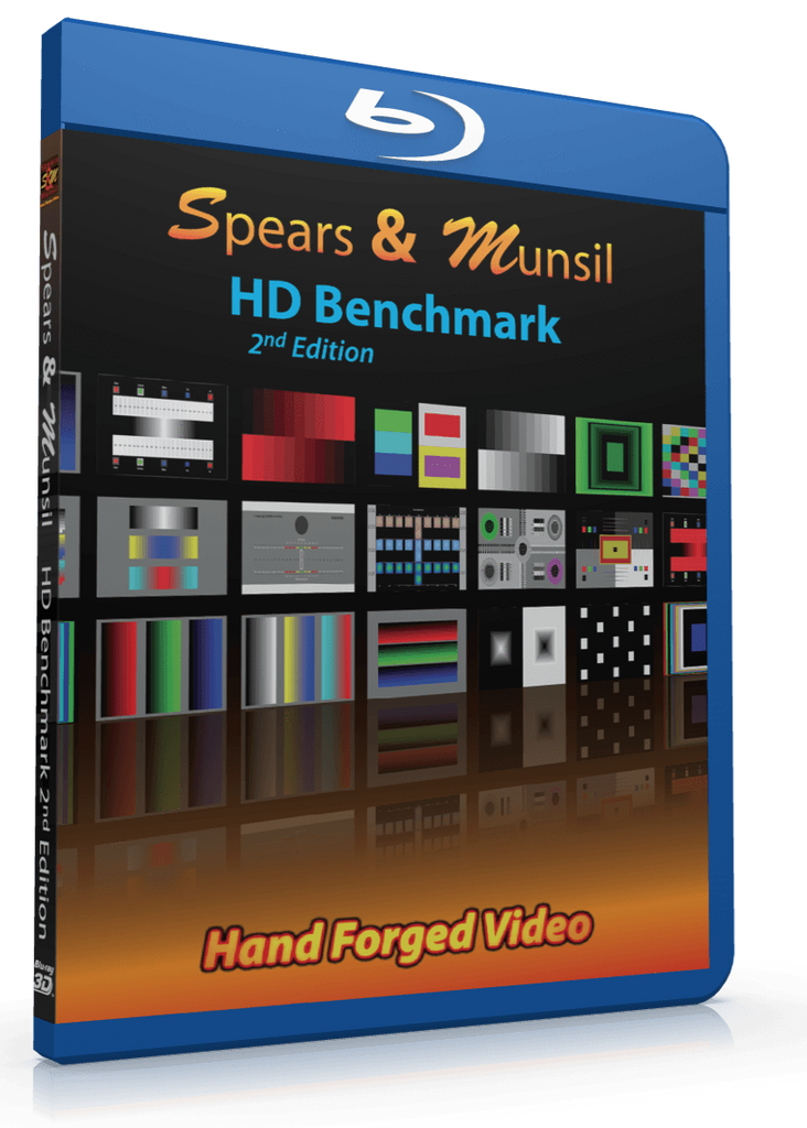 The Spears & Munsil High Definition Benchmark Blu-ray Second Edition - Bias Lighting