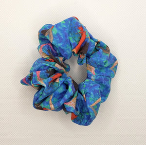 I Heart Mermaids Scrunchie