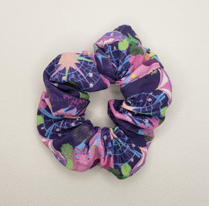 Happiest Place on Earth Scrunchie