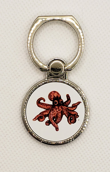 O is for Octopus Phone Ring
