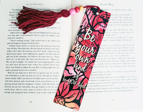 Be Your Own Kind of Be-YOU-tiful Bookmark