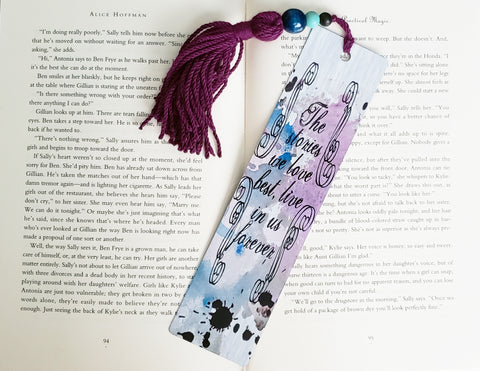 Fantastic Beasts Bookmark