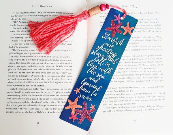 Starfish Bookmark