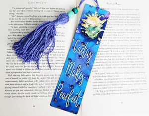 Cactus Makes Pearfect Bookmark