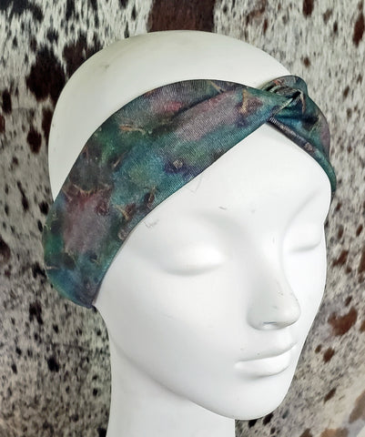 Prickly Pear Turban Headband