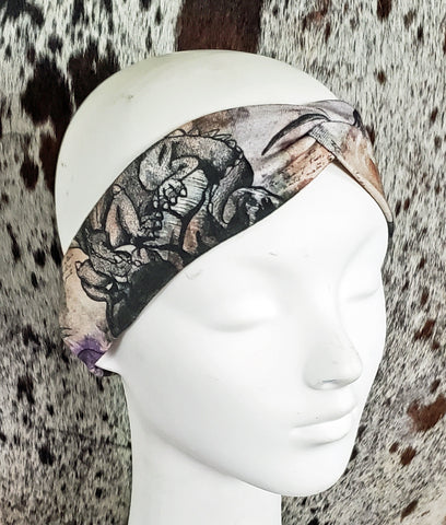 Fantastic Beasts Turban Headband