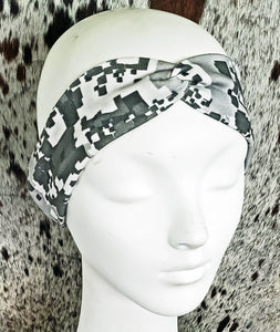 Arizona Urban Digi Cam Turban Headband