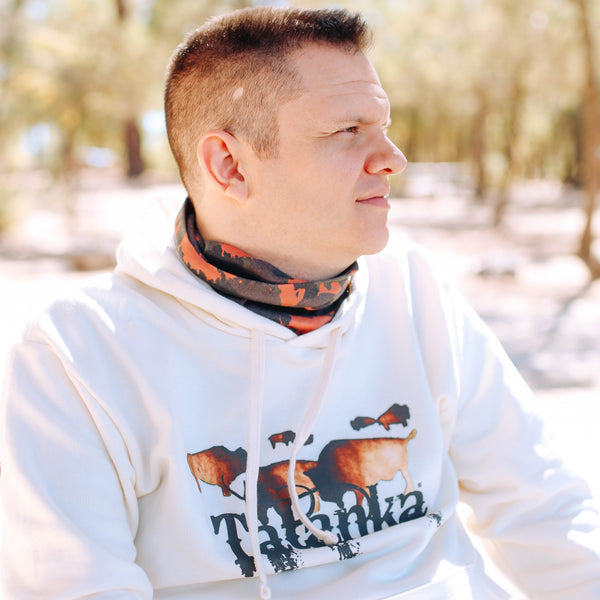 Tatanka Hooded Sweat Shirt