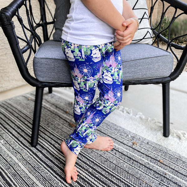 Happiest Place on Earth Youth Leggings