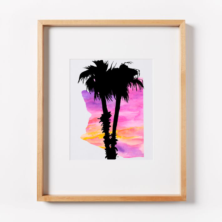 Arizona Summer Nights Print
