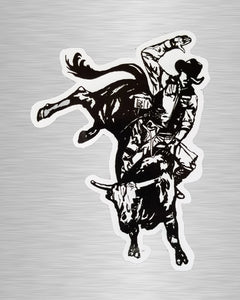 Bucking Bull Sticker/Decal