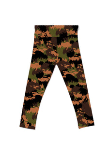 Buffoulage Youth Leggings