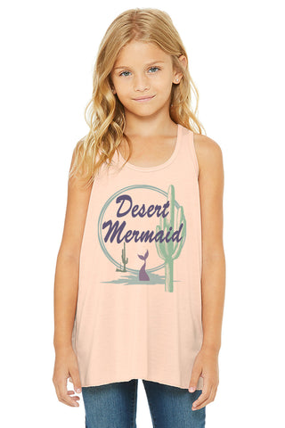 Desert Mermaid Youth Tank