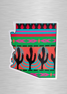 Desert Oasis AZ Sticker/Decal