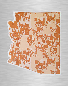 Desert Digi Cam Sticker/Decal