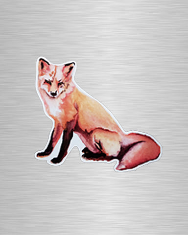 Fox Vinyl Sticker/Decal