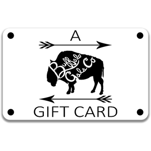 A Buffalo Gals Co. Gift Card