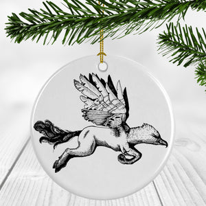 Hipogriff Ornament