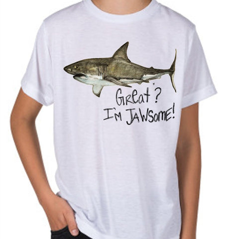 Great? I'm Jawsome! Youth T-Shirt