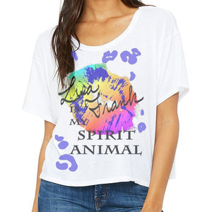 Lisa Frank Is My Spirit Animal T-Shirt