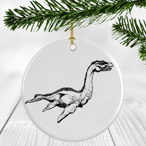 Loch Ness Ornament
