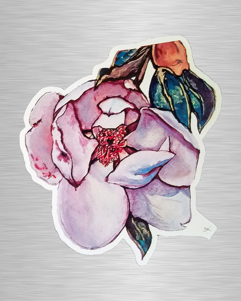 Magnolia Vinyl Sticker/Decal