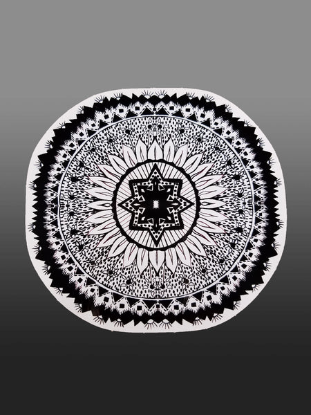 Mandala Vinyl Sticker/Decal