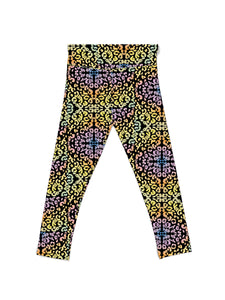 An Ode to Lisa Frank Youth Leggings