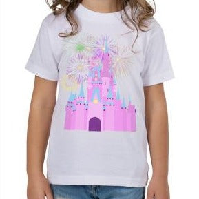 Princess Castle Toddler T-Shirt