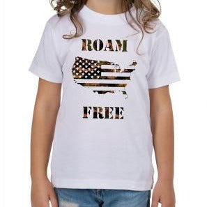 Roam Free Toddler T-Shirt