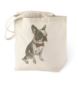 Good Boy, Mr. Pickles Tote Bag