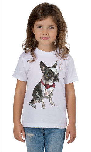 Stinky Mr. Pickles Toddler T-Shirt
