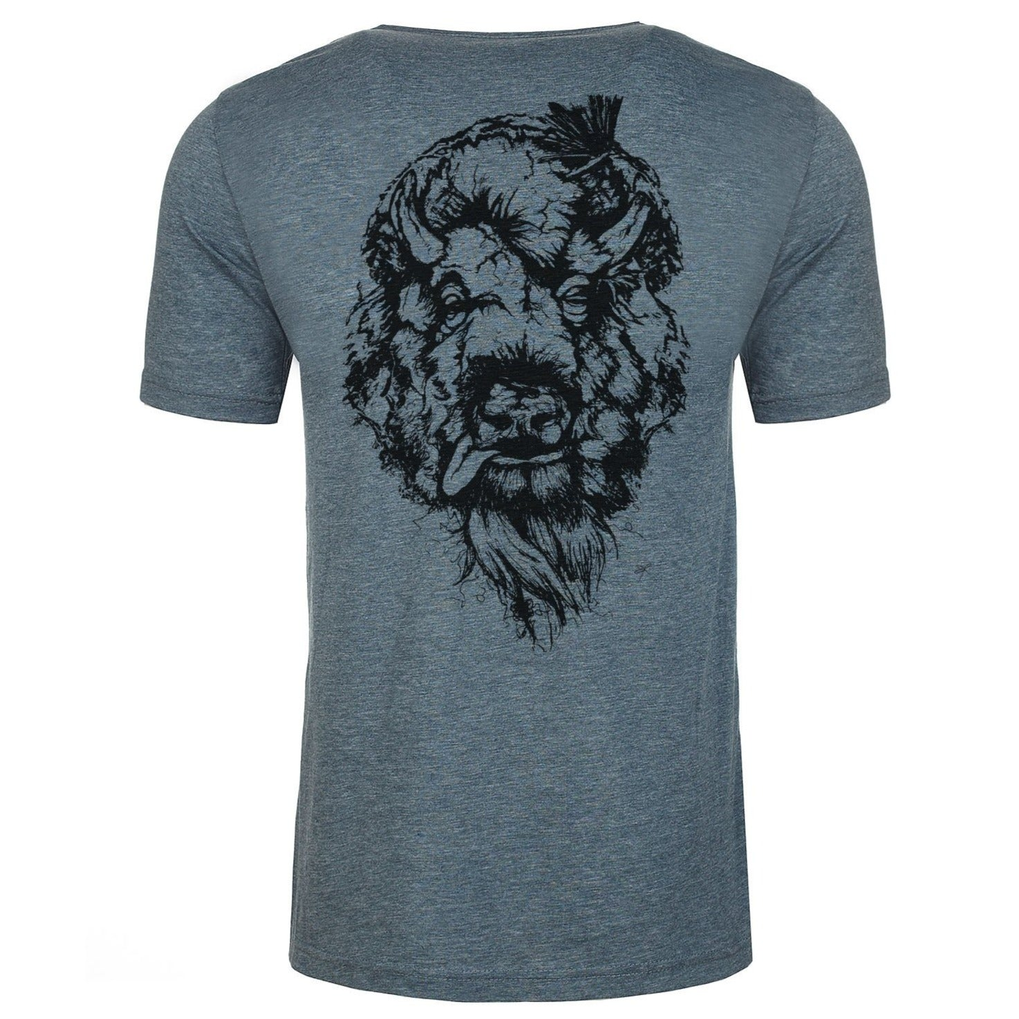 Tattered Buffalo Unisex T-Shirt