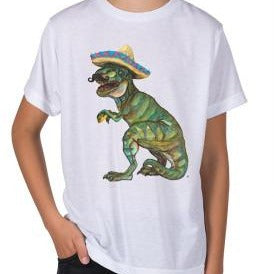 Taco Dino Youth T-Shirt