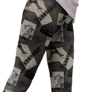 Travel the World Leggings