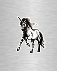 Unicorn Vinyl Sticker/Decal
