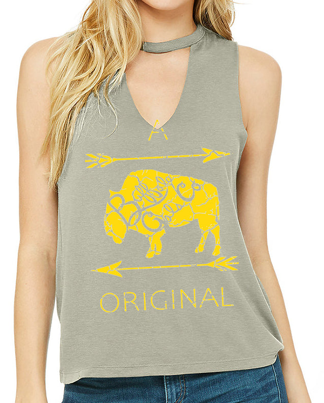 Vintage BGC Original Cut Neck Tank