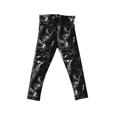 White Buffalo Turquoise Youth Leggings