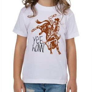Yee Haw Toddler T-Shirt
